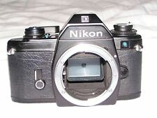 Nikon EM 35mm Camera Body gently used NO BODY CAP