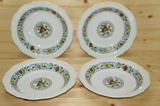 """Sango SAMPAN Wild Country 8506 (4) Rimmed Soup Cereal Bowls, 8"""""""
