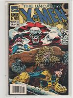 Uncanny X-men Annual #18 Jubilee Kitty Pryde Sabretooth 9.6