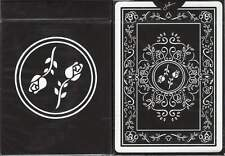 Black Roses Playing Cards - USPCC - Daniel Schnieder - Limited Edition of 2500