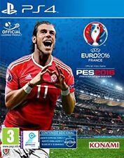 Konami PES 2016 Videojuego Pro Evolution soccer UEFA Euro France 2016 1919-n