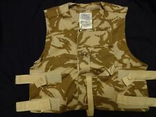 British Army Body Armour IS COVER / Vest - 180/116 DESERT DPM Unissued NO ARMOUR