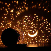 Popular LED Starry Night Sky Projector Lamp Star Light Cosmos Master Kids Gift