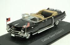 Cadillac Queen Elisabeth II 1956 Limousine Black 1:43 Model 910029 NOREV