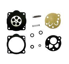 Carburateur, diaphragme, aiguille, printemps, seal kit, Kawasaki kt12ad, TZ022D, crk14