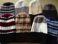 New Boys  Knitted Winter Warm Ski Slouch Beanie Hat
