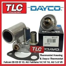 Falcon EB ED EF EL AU inc XR8 Fairlane NC NF NL AU 5.0 V8 Thermostat & Housing
