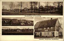 Neudörfchen Frankenberg Sachsen ~1910 Menzers Restaurant Gasthaus Lokal Ansicht