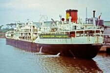 ap1130 - Dutch Shell Tanker - Crania , built 1955 - photo 6x4