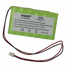 HQRP Batería para Ademco Honeywell LYNXR-EN, LYNXR-I, LYNXR-IE Sistema Seguridad