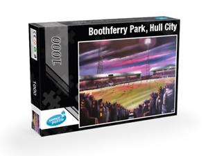 Hull City - Boothferry Park Memories (1971)  - 1000 piece Jigsaw