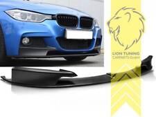 Frontspoiler Spoilerlippe Spoiler für BMW F30 Limousine F31 Touring für M-Paket