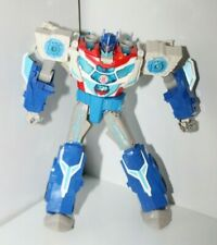 """2016 TRANSFORMERS 12"""" Power Surge Optimus Prime with Sound ROBOTS IN DISGUISE TV"""