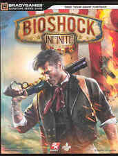 Bioshock Infinite Bradygames Official Strategy Tips Cheats Maps Guide Book