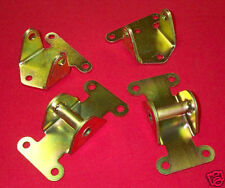 sb sbc Chevy Solid Engine Motor Mounts & Pad Kit 62K