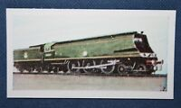 British Railways Southern Region Merchant Navy  Steam Locomotive  Small Card