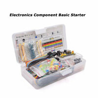Electronics Component Basic Starter With 830 tie-points Breadboard Power Sup '.