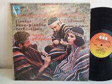 LOS CALCHAKIS y ALFREDO DE ROBERTIS Musica indigena de America 14400 COLOMBIE
