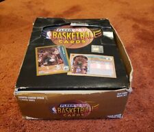 1992-93 Fleer Basketball Rack Pack Full Box (24) Michael Jordan Shaquille O'Neal
