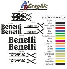 kit adesivi adesivo Stickers decal sticker per moto benelli trk 502 x trkx