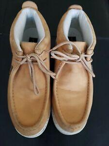 Lugz Men's Strutt LX Boots Medium(M)(D) Golden Wheat/White MSTULXK-741 size 10.5
