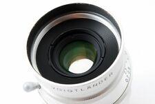 Voigtlander Color Skopar 35mm F2.5 MC for Leica L39 from JAPAN [Exc++++]
