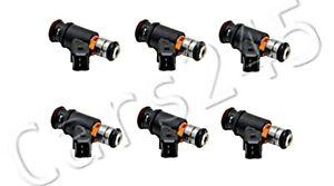 OEM MARELLI 6x Pcs Fuel Injectors For VW FORD Golf Mk3 Passat 021906031D