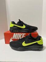 Nike Air Max Oketo Mens Size 12 Black Volt Total Orange AQ2235-004 New In Box