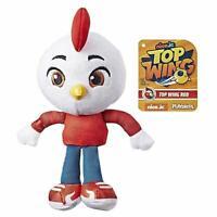 Playskool Top Wing Academy Cadet Rod 7 Inch Plush Soft Toy Teddy