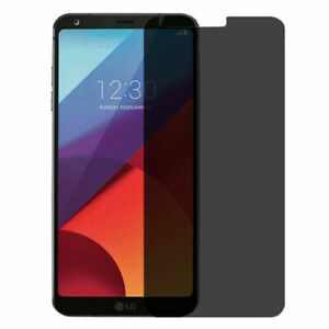 For LG G5 G4 G3 K10 Privacy Tempered Glass Anti-Spy Screen Protector Films 9H