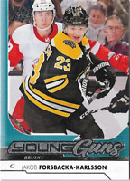 2017-18 Upper Deck YOUNG GUNS Rookie Card YG U-PICK