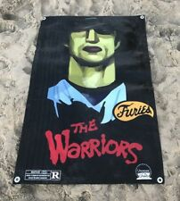 The Warriors movie poster Furies action figure banner uniform baseball fign A49