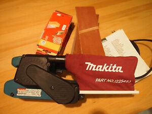 Makita Bandschleifer 9911, top Zustand, kaum benutzt