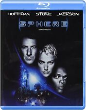SPHERE (Dustin Hoffman, Sharon Stone) -  Blu Ray - Sealed Region free for UK
