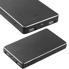 6000mAh USB POWER BANK BATTERY CHARGER & 1080p FULL HD VIDEO SPY CAMERA RECORDER