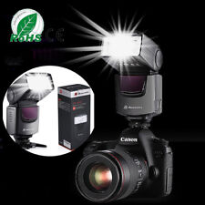 Flash Gun Speedlite Speedlight for Canon Nikon DSLR Camera Fujifilm Pentax Olymp