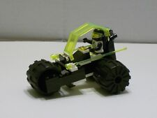 Lego 6851 Space Blacktron TRI-WHEELED TYRAX Complete w/Instructions
