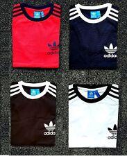 NEW Adidas California Women's Trefoil T shirt short sleeve S M L XL