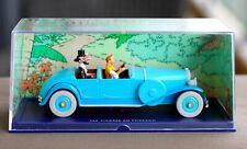 Tintin en voiture/ De Lincoln Torpedo uit de Cigaren van de Farao - +certificaat