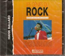 MUSIQUE CD LES GENIES DU ROCK EDITIONS ATLAS - HANK BALLARD N°19
