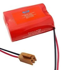 Replaces Panasonic Battery - BR-AGCF2W 6V 996 for PLC backup power supply US
