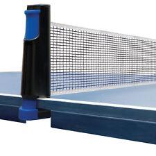 Table Tennis Net & Post Set - Retractable