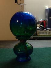 p&a eagle kerosene/oil lamp