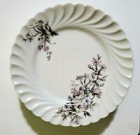 RARE Haviland & Co Limoges Antique Set of 5 Plates 1876-1889