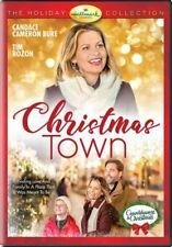 CHRISTMAS TOWN DVD HALLMARK holiday MOVIE ships same or next day