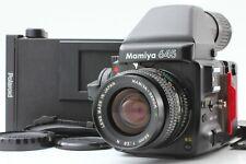 [N.Mint++] Mamiya 645 Pro + Sekor C 55mm f/2.8N + Polaroid Back From Japan #219