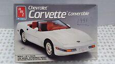 AMT ERTL 1991 Chevrolet Corvette Convertible #6144 1:25 Scale
