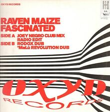 Raven Maize ‎– Fascinated - Oxyd Records ‎– OX5072 - Ita 2002