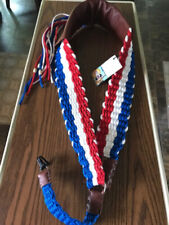 Willie Nelson style guitar strap By DreamWeaver Straps.