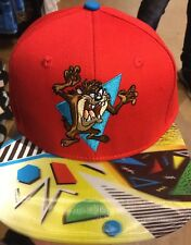 """LOONEY TUNES """"I AM TAZ"""" SnapBack Hat. Brand New. One Size Fits All"""
